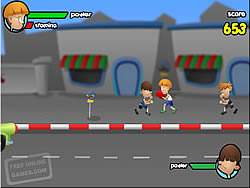 Bully Basher game