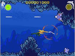 Justice League - Undersea Escape game