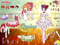 Gioca gratuitamente a Daphne Dressup