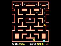 Ms. Pacman oyunu