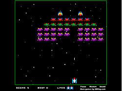 Galaxians game