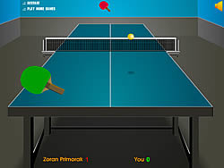 Permainan Table Tennis