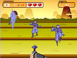 Gioca gratuitamente a Death to Ninja