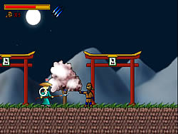 Gioca gratuitamente a The Lone Ninja