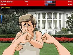 Permainan Bush Versus Kerry