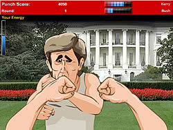 Bush Versus Kerry game