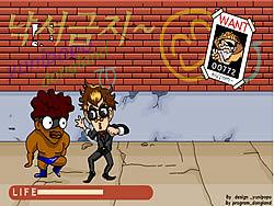 Gioca gratuitamente a Street Fight Game