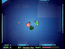 Jogar jogo grátis Alien Mayhem