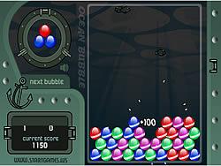 Ocean Bubble oyunu