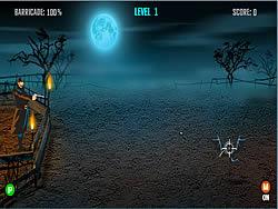 Ghosty Ghosty game