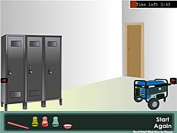 Cold Room Escape game