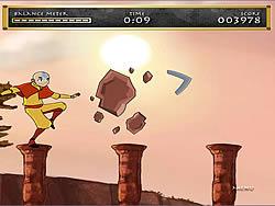 gra Avatar: The Last Air Bender - Aang On