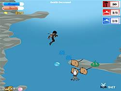 Treasure Diving game
