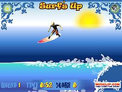Permainan Surf's Up