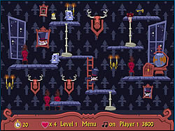 Magic Mansion game