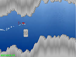 Cave Diving game