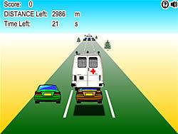 Crazy Ambulance game