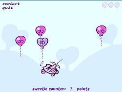 Squirrel Family - Pink Panic game