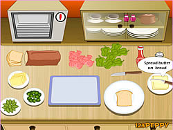 How To Make A Bread Pizza game