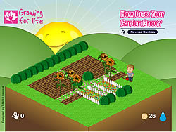 Growing for Life game