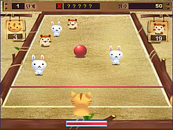 Cat Bowling 2 oyunu