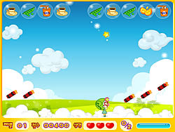 Pang Girl game