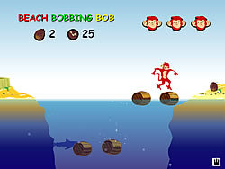 Beach Bobbing Bob game
