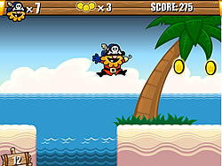 The Puke Pirate oyunu