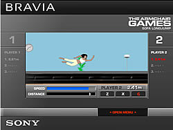 Sofa Long Jump game
