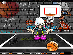 Ultimate Mega Hoops 2 - Granny Style game