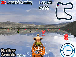 3D Jetski Racing game