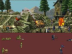 Metal Slug Battle Creator game